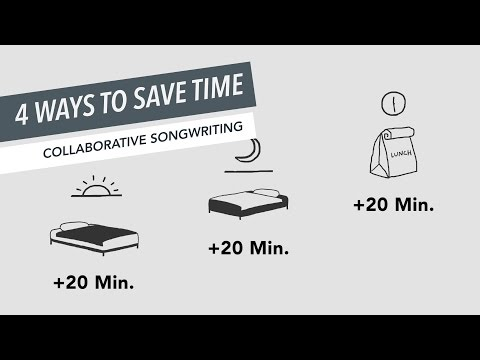 4 Simple Ways to Save Time When Collaborating | Songwriting | Neil Diercks | Berklee Online