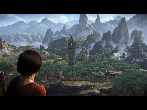 Uncharted  The Lost Legacy Ep.3 The Second Tower