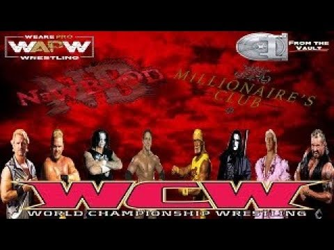 Download From The Vault #95: The New Blood vs. The Millionaire's Club(WCW)