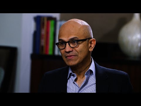 Microsoft CEO: I'm a product of the American dream