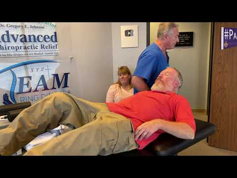 More Chiropractors Are Referring Their Patients To Houston Chiro Dr Johnson For The Ring Dinger®