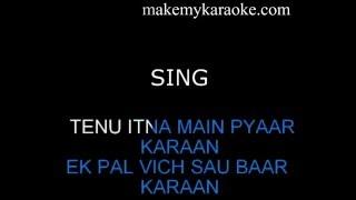 Soch Na Sake Karaoke | Airlift Karaoke | Arijit Singh Karaoke