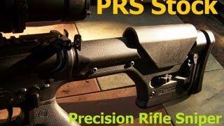 Magpul Prs Precision Rifle / Sniper Ar15 Stock