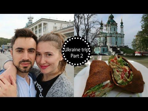 Ukraine trip/ Part 2/ Travel vlog