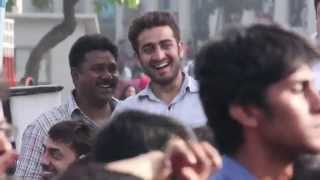 Fun Moments in RAAHGIRI at Connaught Place New Delhi!!! MUST WATCH!!
