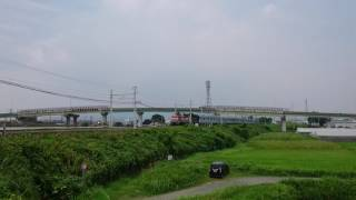 名古屋市交通局  N3000形  甲種輸送①  小坂井〜下地