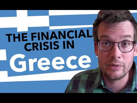 Understanding the Financial Crisis in Greece
