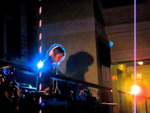 Mira Calix & Andrea Parker at Wet Sounds