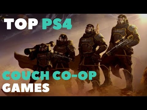 best multiplayer ps4 games for couch co op youtube. Black Bedroom Furniture Sets. Home Design Ideas