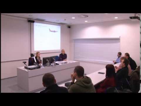 Aviation CV presentation at CATC
