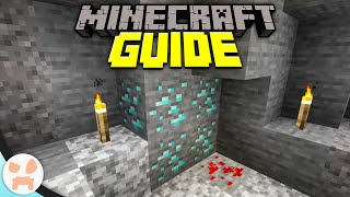 How To Easily Find Diamonds! | Minecraft Guide Episode 5 (minecraft 1.15 Lets Play)
