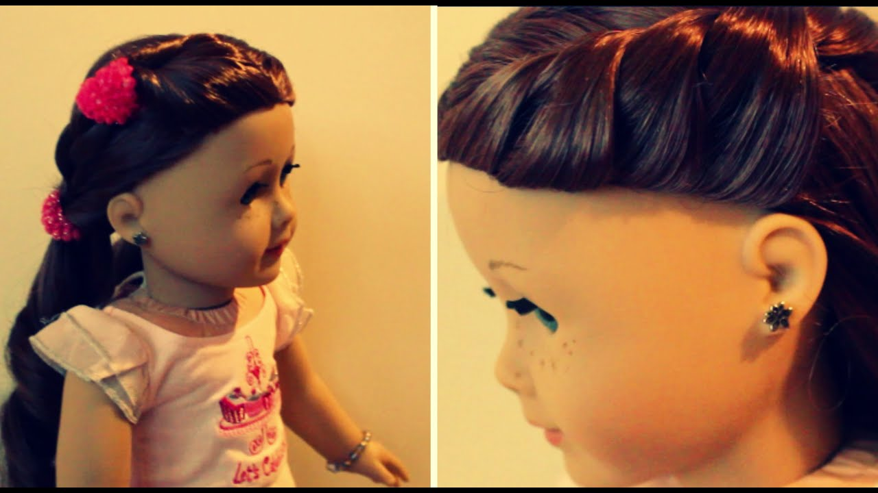 Two Easy Hairstyles for Saige! - YouTube
