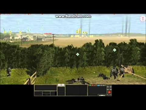 CMBN Combat Mission Battle for Normandy Ultimate clip collection