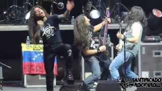 LEO JIMENEZ - TU DESTINO [Gillmanfest Caracas Rock En La Capital 2014]