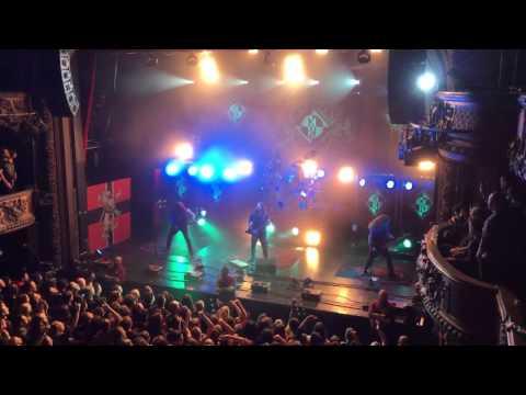 """Machine Head """"left unfinished"""", Paris - trianon - 16.03.2016"""