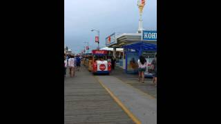 Watch the tram car please! #jerseygirl on the boardwalk in Wildwood, NJ Summer 2014 Thumbnail