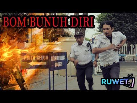 "BOM BUNUH DIRI "" RUWET TV """