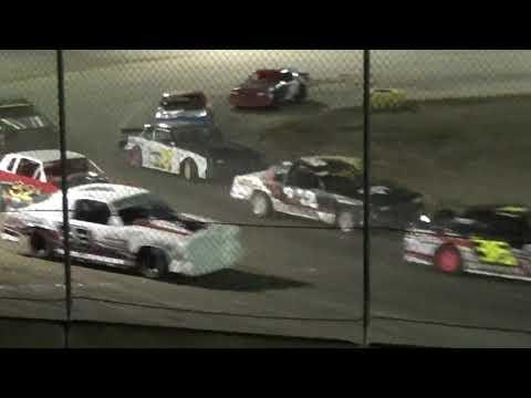 S.S  Feature at Highland Speedway Speedway 7-27-19