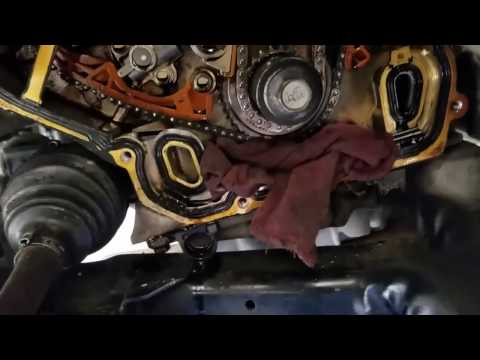 2003 Saturn VUE timing chain replacement