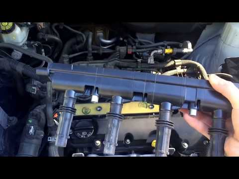 how to change air plug on a chevy cruze 2012