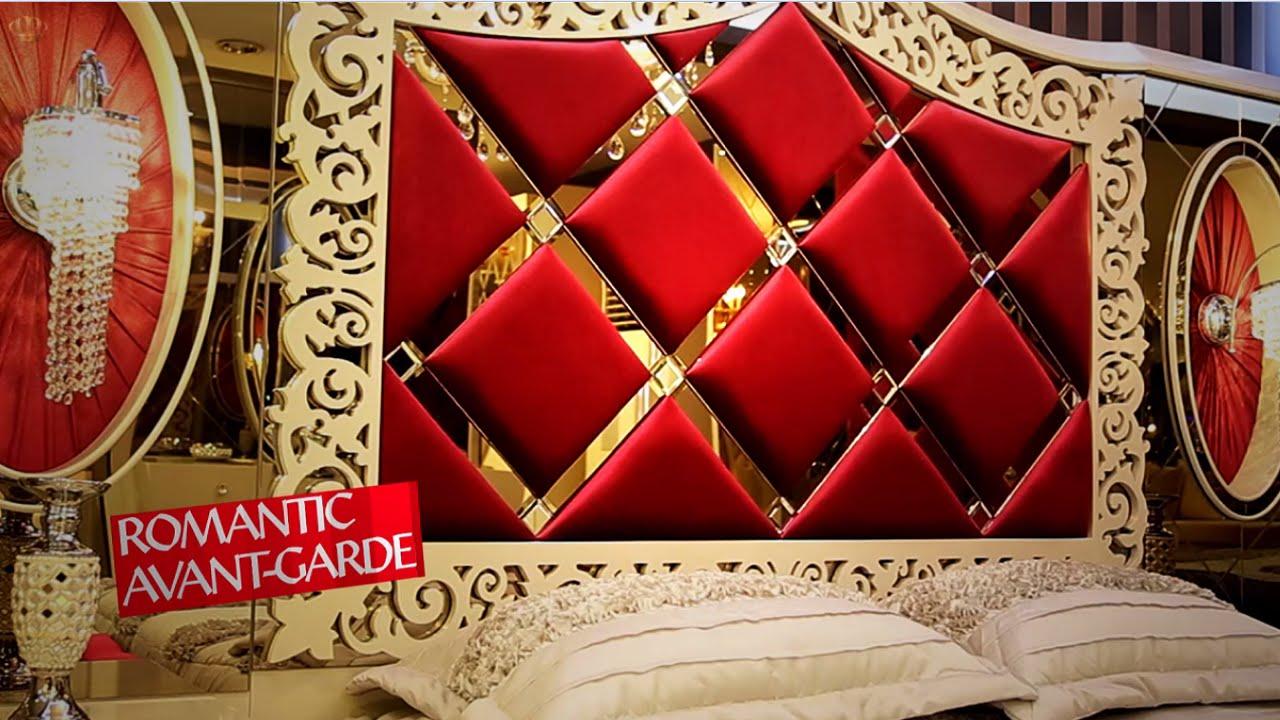 Romantic Avant Garde Furniture   Romantic Interior   Lusso