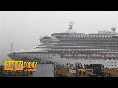 Coronavirus Updates: Americans Evacuated From Cruise Ship Head To 14-Day Quarantine | Sunday TODAY