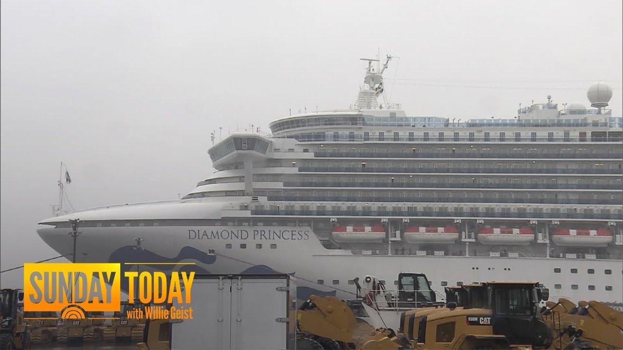Coronavirus Updates: Americans Evacuated From Cruise Ship Head To 14-Day Quarantine   Sunday TODAY