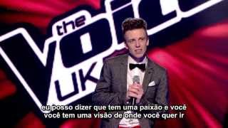 The Voice UK 1º Episódio (Blinds Auditions 1) - LEGENDADO