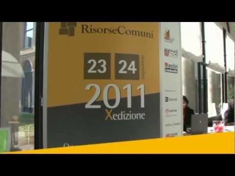 [RC2011] RisorseComuni a Milano