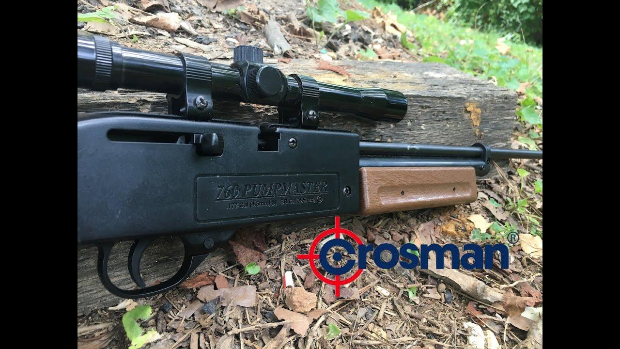 Crosman Pumpmaster 760