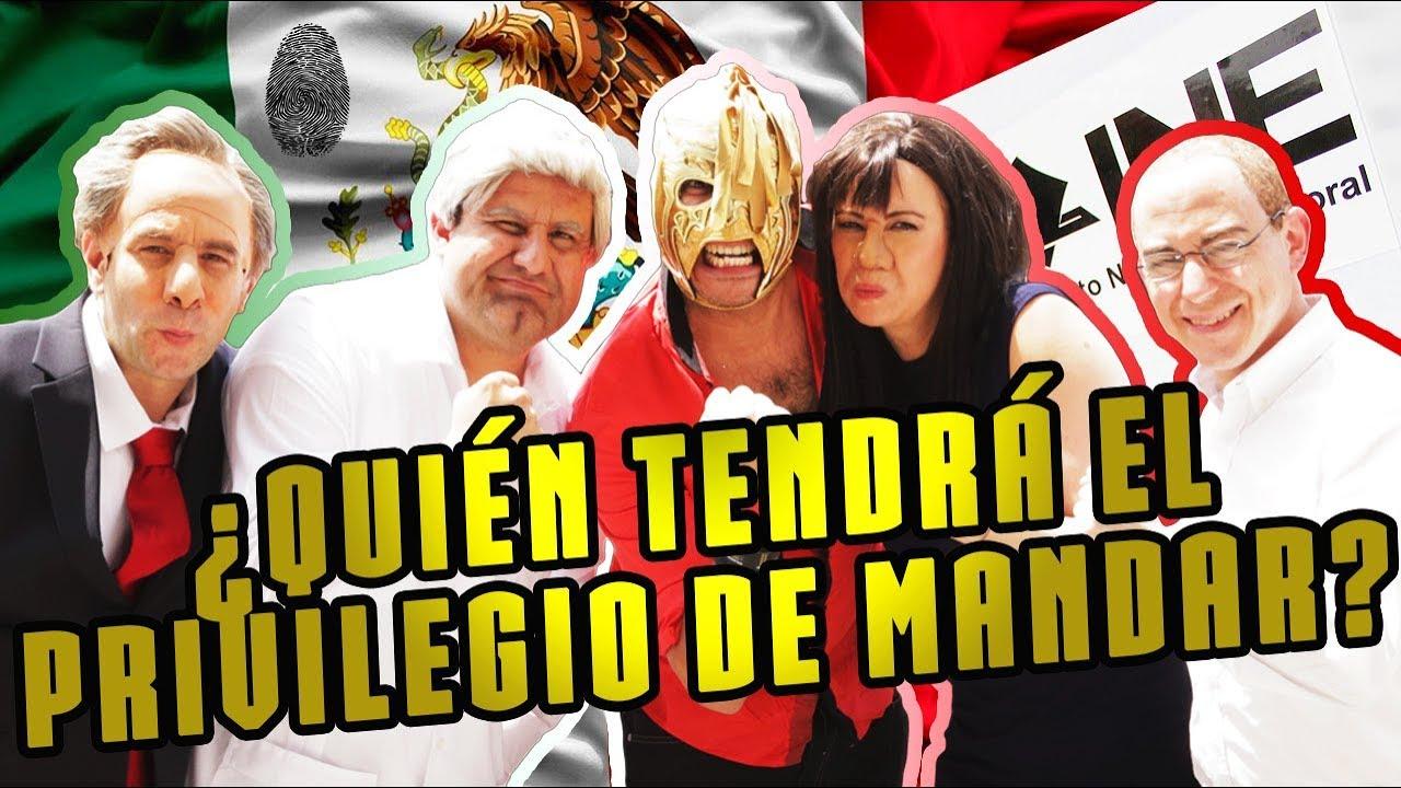 Peje, Anaya, Meade, Margarita & Súper Escorpión Al Volante
