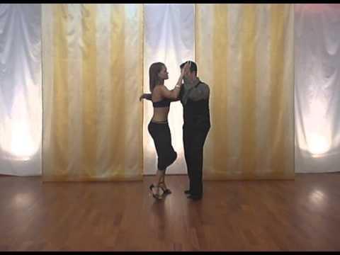 bachata styling Тренировка для дам