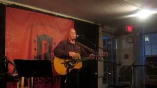 Diddle Dee Dum(Belmonts)/Born To Cry(Dion), Covers by Jim Waugh; Club Passim, Cambridge, MA, 8/5/14