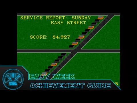 Paperboy Easy Week - Achievement Guide