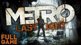 METRO LAST LIGHT REDUX Gameplay Walkthrough Part 1 FULL GAME (Deutsch / German)