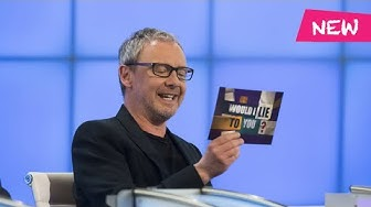 Did John Simm climb into bed with his father-in-law naked? - Would I Lie to You?