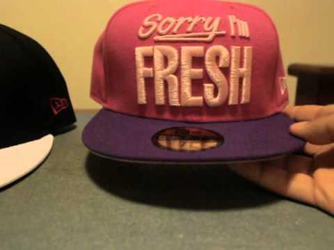 New Era Blog 1 - Sorry I m Fresh - YouTube 739194034ce
