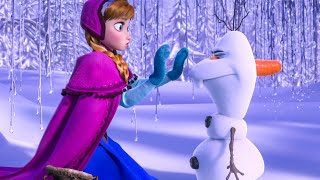 FROZEN All Best Movie Clips  Scenes 2013