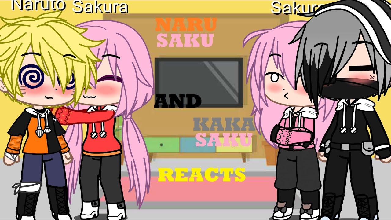 Download NaruSaku & KakaSaku Reacts To Themselves (Part 4 Of Naruto Team 7 Reacts To Future Selves)