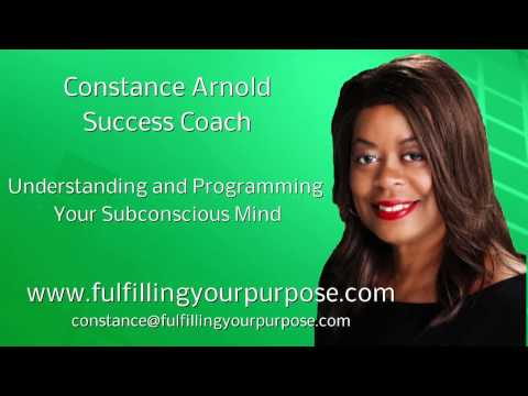 Understanding and Programming Your Subconscious Mind