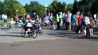 Veterans Wheelchair Games 2010 Handcycle Race