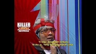 Bisakah para juri melewati tantangan yang diberikan? - Killer Karaoke Indonesia