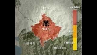 l'Histoire  le Kosovo c'est l'Albanie !