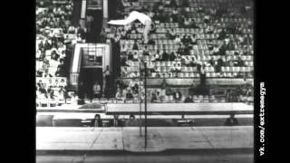 Методика обучения сложным элементам на перекладине (1983 г.) [Обучение различным элементам]