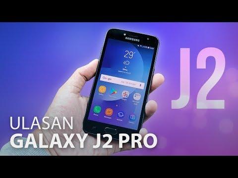 Ulasan: Samsung Galaxy J2 Pro - Super AMOLED Bawah RM500
