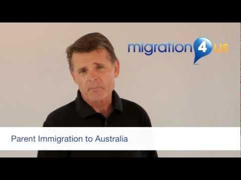 Parent Visas For Immigration Into Australia