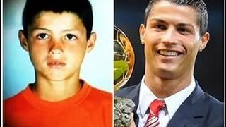 Как менялся Роналду