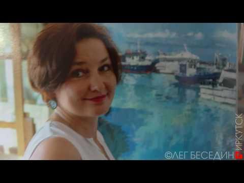 Выставка Регины Присяжниковой в галерее ДИАС, Иркутск, октябрь-ноябрь 2019 г.