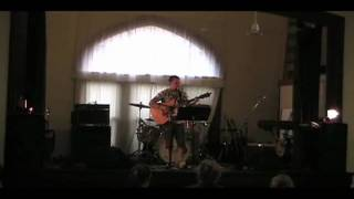Geoff Hill LIVE @ Covenant (first song)