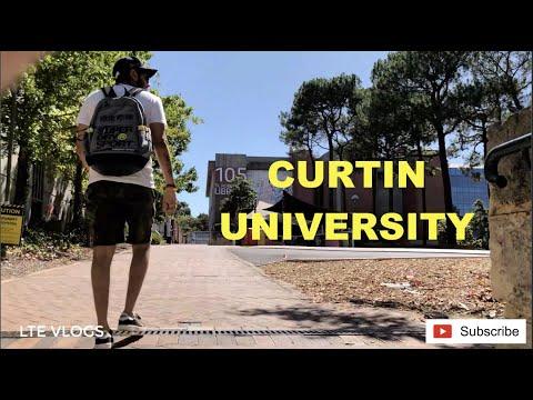 CURTIN UNIVERSITY CAMPUS TOUR - PERTH